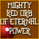 Mighty Red Orb
