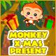 Monkey Xmas Present