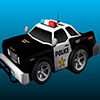 Cartoon Police Car Puzzle